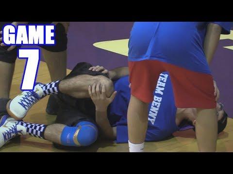 JEFF GETS HURT! | On-Season Basketball Series | Game 7