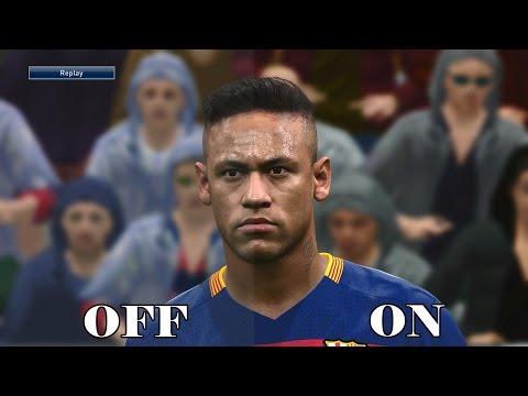 Как сделать графику в PES 2016 как на PS 4
