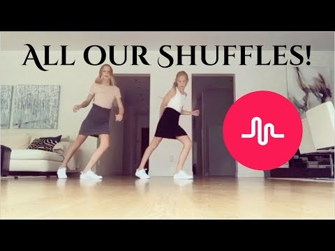 ALL OF OUR SHUFFLES! - izaandelle