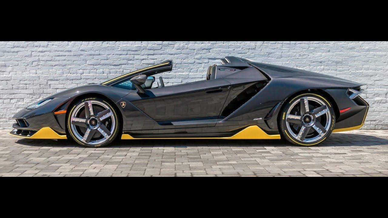 Lamborghini Centenario Roadster For Sale Buy Sell Youtube