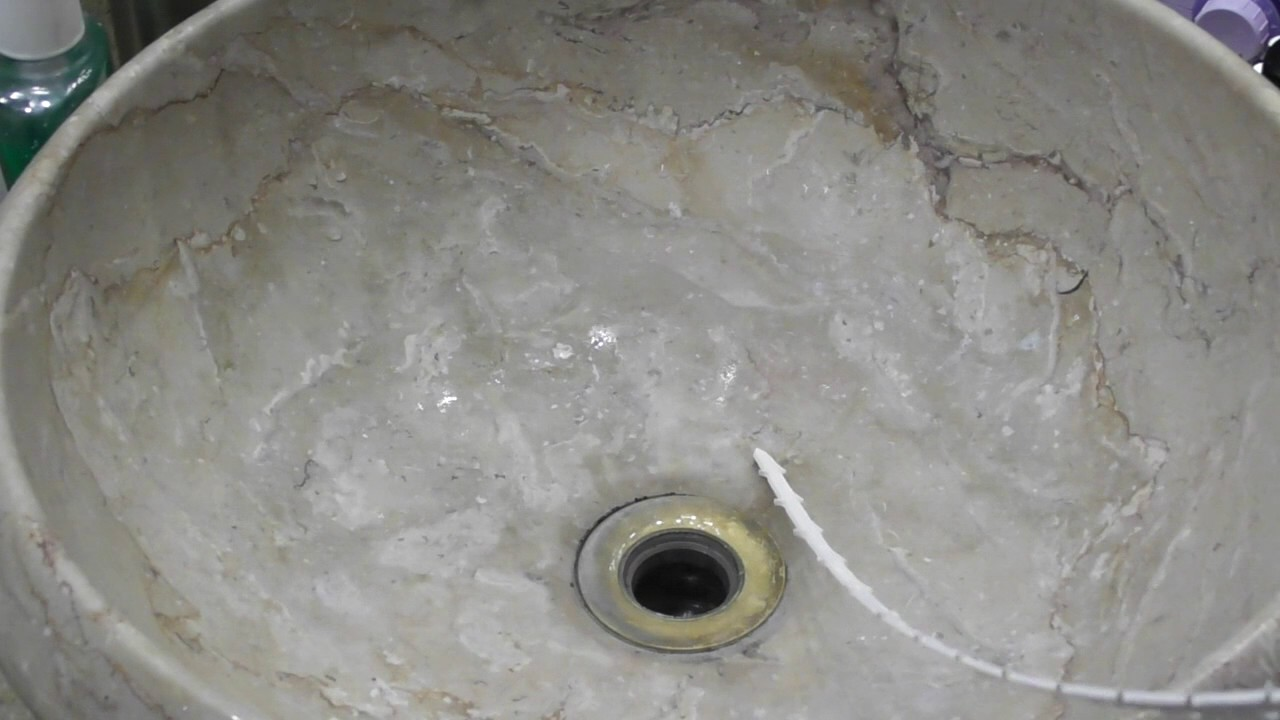 Bathroom Sinks Backing Up unplug unclog backed up bathroom sink in 30 seconds for $3 - youtube