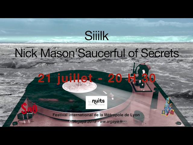 SIIILK - 21 Juillet 2019 - Les Nuits de Fourvière - Musique