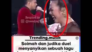 Download LUAR BIASA! Soimah dan Judika Duet dengan nada tinggi ||Once-DEALOVA