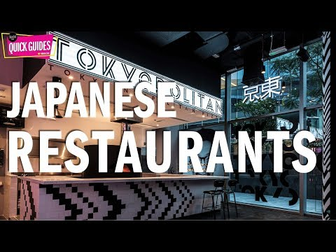 The best Japanese restaurants in Dubai in 2019