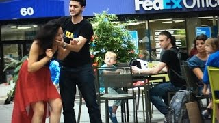The Domestic Abuse In Public! (Social Experiment)