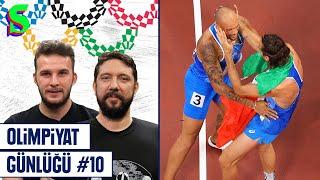 ⏱️ Atletizmde Rekor Günü, Yasmani Copello, Tamberi & Jacobs, Emma McKeon   Olimpiyat Günlüğü #10