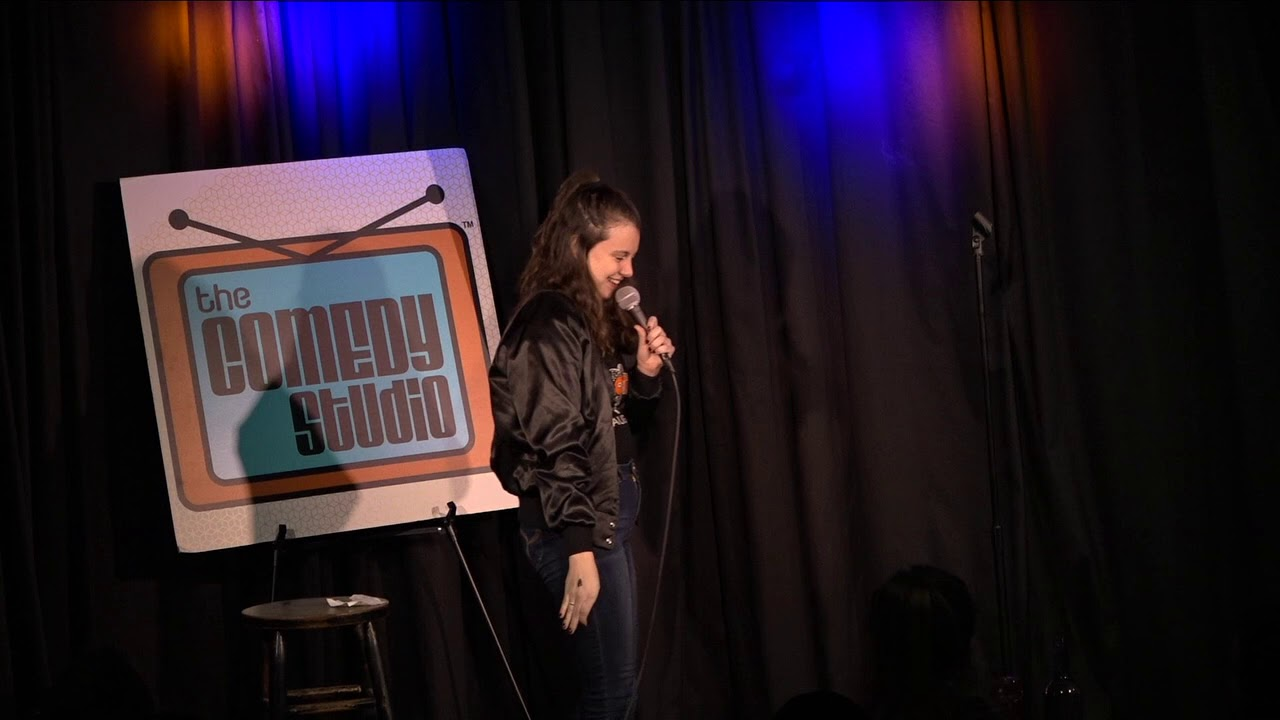 Maggie Crane at the Comedy Studio, Boston 2019