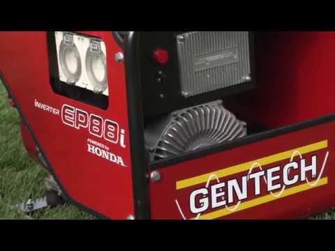 Gentech Generators Powered By Honda