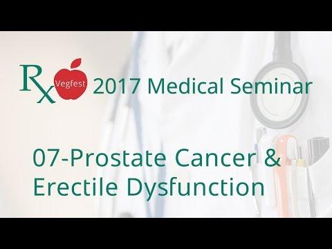07 - Vegfest 2017 Medical Seminar - Prostate Cancer & Erectile Dysfunction