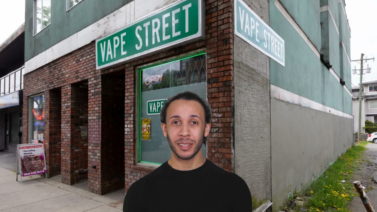 Vape Street Shop in Vancouver, BC | (604) 251-2660
