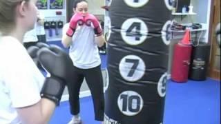 Carle Place Kickboxng - Long Island Premier Kickboxing Class