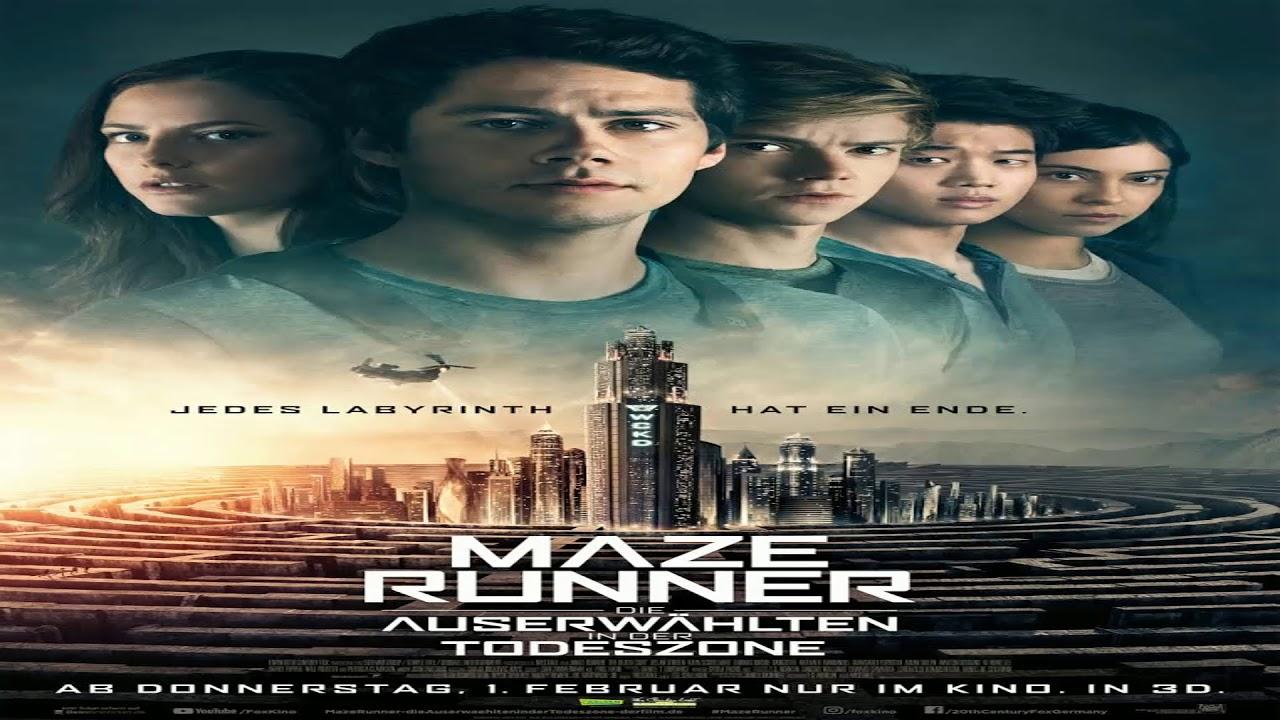 Maze Runner 3 Trailer German