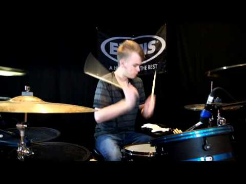 Bowling For Soup - 1985 - Drum Cover -...