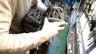 ремонт мотора ява Констянтин ч.1