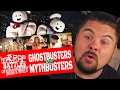 Epic Rap Battles of History Ghostbusters vs Mythbusters Reaction