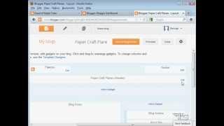 Blogger Tutorial for Beginners - Basic Google Blogger Setup