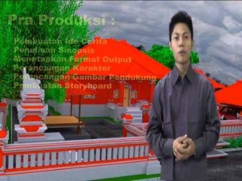 [PTI - 3 Minutes Final Presentation] 0915051021 I Wayan Pandu Wibawa