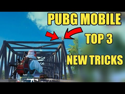 Pubg Mobile Top 3 New Tips And Tricks Hindi ! Only 0.5% People Know About This Tricks In Pubg Mobile