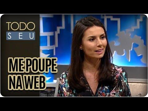 Me Poupe Na Web   Entrevista Com Nathalia Arcuri  - Todo Seu (14/08/17)