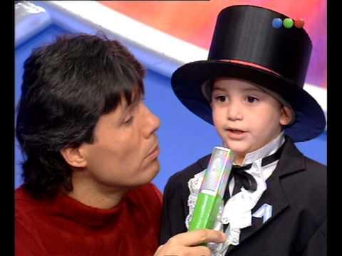El Show de los chicos: Federico canta el Himno - Videomatch