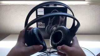 Audifonos Philips Shp1900/desempaquetado Y Revisado