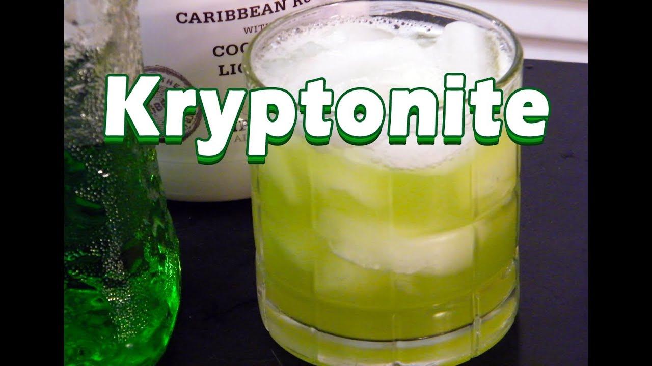 How To Make Kryptonite Drink