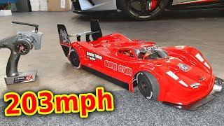 Project World's FASTEST RC Car COMPLETE!