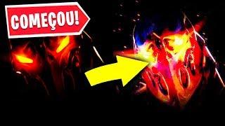 New live event of ruin the new secret Skin of season 8 at Fortnite..