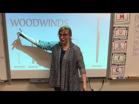 Music Minute - Woodwind Family