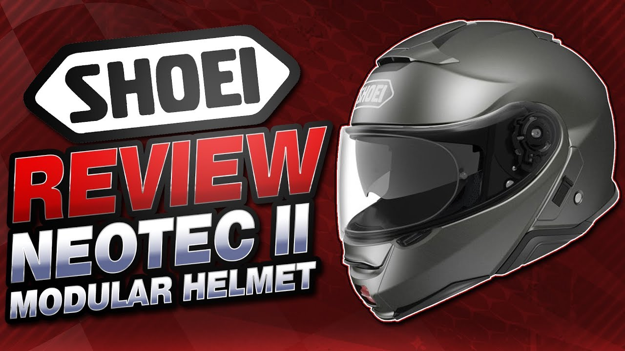 Shoei Neotec II Modular Helmet Review