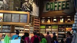 Starbucks - Times Square, New York USA
