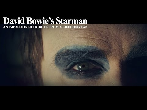 Starman by hally
