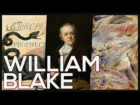 William Blake: A collection of 392 illustrations (HD)