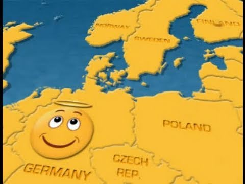 Videographic: How do Europeans really feel about each other?