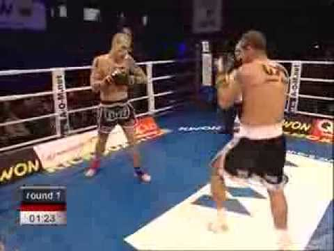 Bachir Maroun vs. Michael Theilig (German Championship)