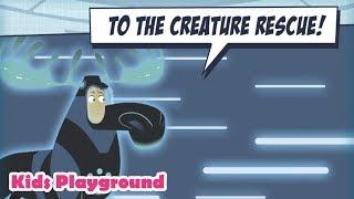 Wild Kratts Rescue Run #5