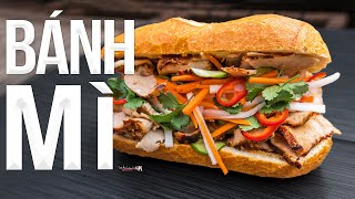 Ultimate Vietnamese Banh Mi Sandwich Recipe | SAM THE COOKING GUY 4K