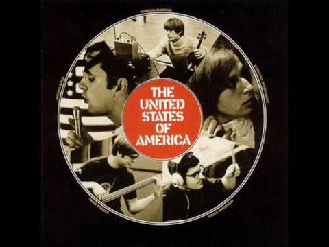 The United States of America - Hard Coming Love