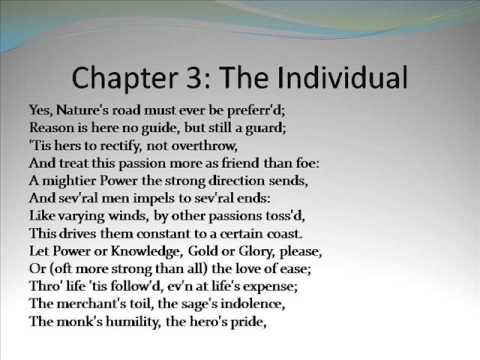 an essay on man by alexander pope chapter  an essay on man by alexander pope chapter 3