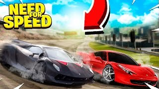 RACING FROM THE COPS AT 100+MPH! NEED FOR SPEED HEAT!
