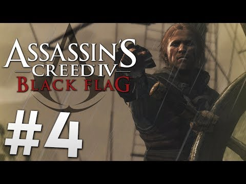 Let's Play | Assassin's Creed IV: Black Flag - #4 (HD/Xbox One)