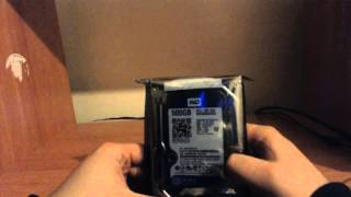 Building a Steam Box - Parts #2 - Western Digital Hard Drive + RAM (Could Use SSD As Well)