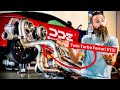 Aaron Kaufman Finishes Twin Turbo Ferrari F12 Manifolds *major Update*