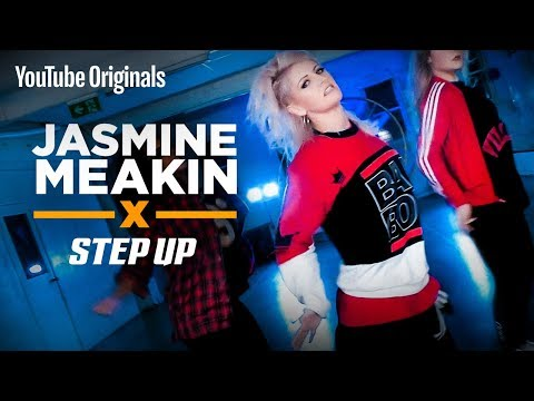 Jasmine Meakin | New hip-hop dance from Mega Jam | Inspired by Step Up: High Water