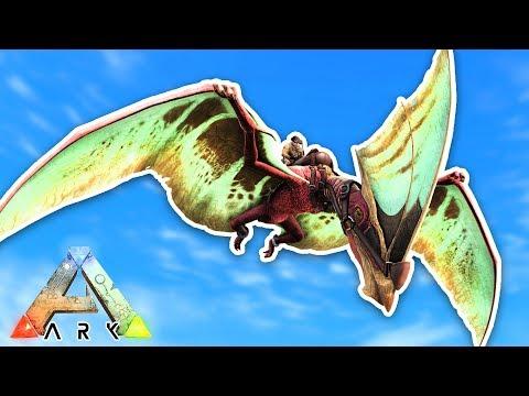 FASTEST DINOSAUR!! - ARK: SURVIVAL EVOLVED (Ark Scorched Earth)