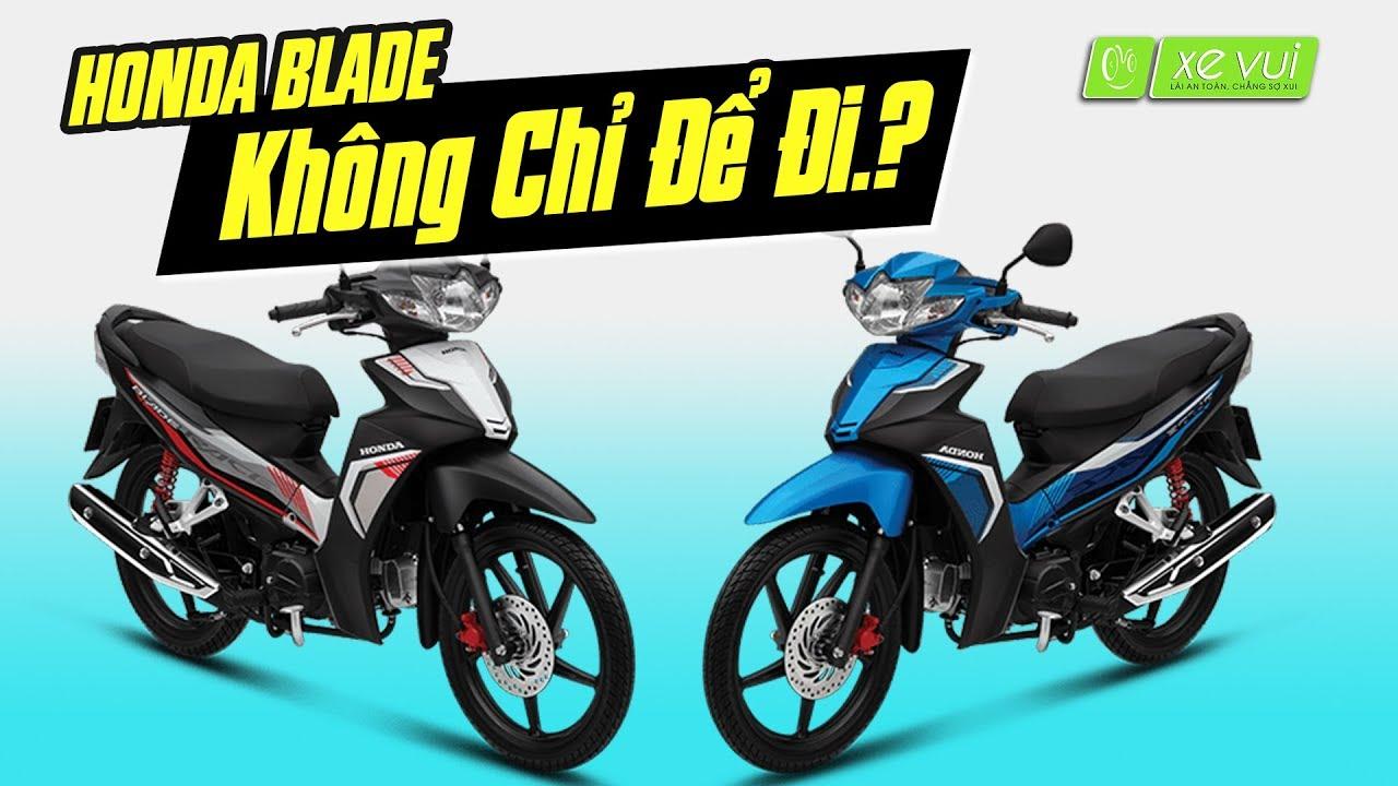 Đánh Giá Xe Honda Blade 2019 Rẻ Đẹp Lại Còn Biết Kiếm Tiền?