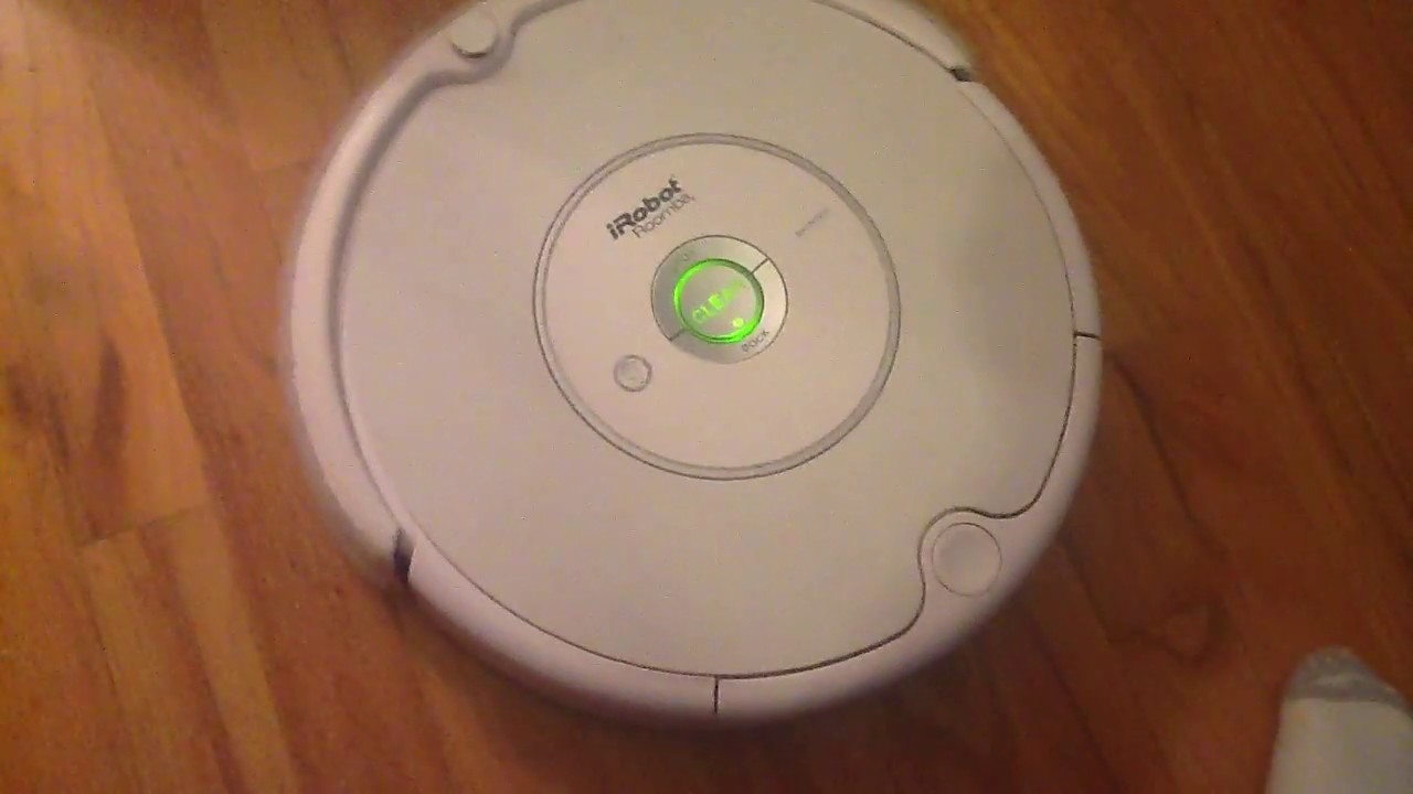 Irobot Roomba Reset Procedure Youtube