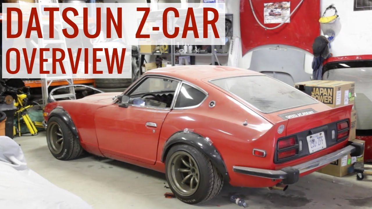Worksheet. Its the Datsun Zcar in the back of the shop video  YouTube