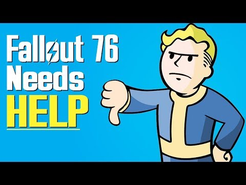 Fallout 76 Is A Disappointment thumbnail