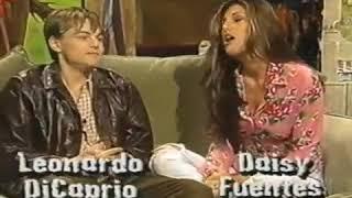 Leonardo DiCaprio interviewed by Daisy Fuentes 1995
